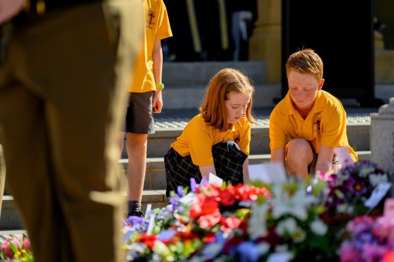 The Admirable Bendigo ANZAC Day Memorial Services anzac bendigo anzac day