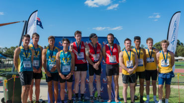 The Bendigo held Victorian Country Athletics Championships 2015 South Bendigo Athletics Club
