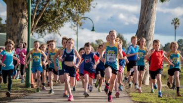 Eaglehawk Lake Neangar Run Sport