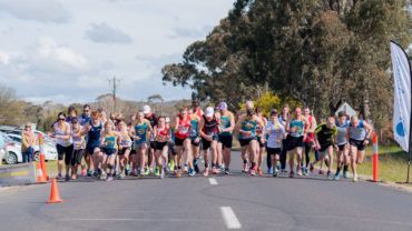 Glen Allen Memorial Run 2015 South Bendigo Athletics Club