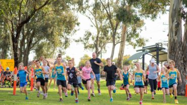 Bendigo Harriers Crook St Cross Country Run Sport