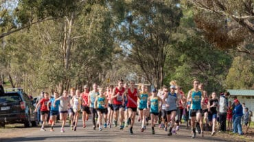 South Bendigo Athletic Club Invitation Race 2016 South Bendigo Athletics Club