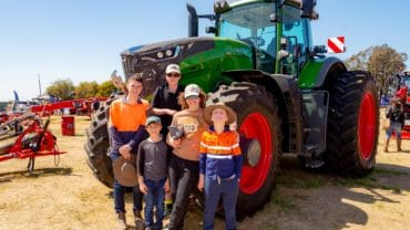 Elmore Field Day 2018 Elmore & District Machinery Field Day