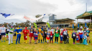 Bendigo Fathers Day Run 2017 fathers day run