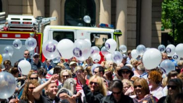 White Ribbon Day 2014 City of Greater Bendigo