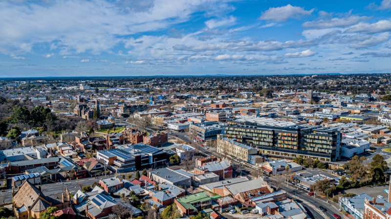 Bendigo Aerial & Drone Photos