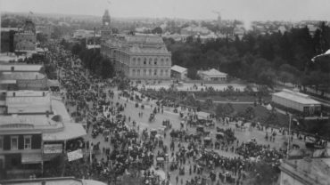 Bendigo in the 1910's 1910