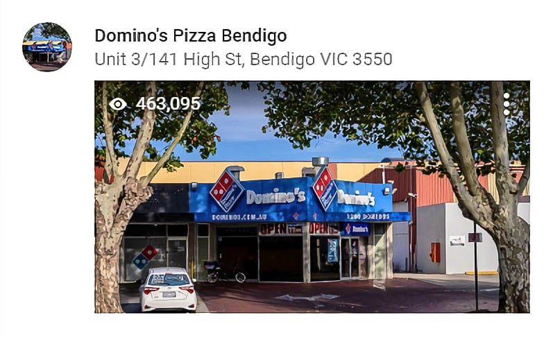 Photos of Bendigo most viewed photo on Google Maps